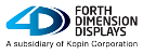 Forth Dimension Displays