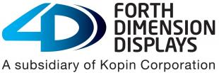 Forth Dimension Displays logo