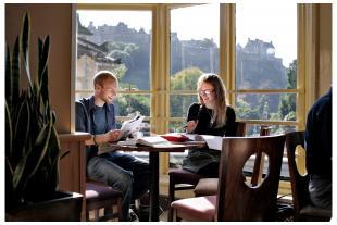 University of Edinburgh students
